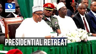 Public Service Can Be Thankless, Buhari Tells Ministers-Designate
