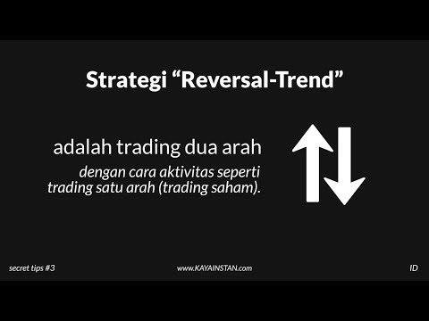 "SECRET TIPS #3 _INDONESIA_  >   ""REVERSAL-TREND"" STRATEGY"
