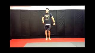 MMA Boot Camp 1 - Warm up -