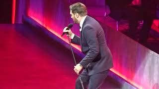 Michael Buble   Such A Night   Manchester Arena   26 May 2019