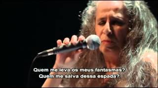 Quem me Leva os Meus Fantasmas - DVD Carta de Amor - Maria Bethânia