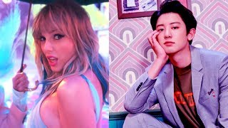 EXO/TAYLOR SWIFT - We Young / ME! ( MASHUP  )