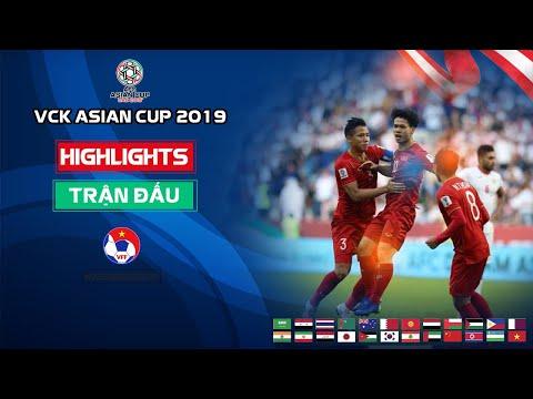 Thắng kịch tính trước Jordan, Việt Nam hiên ngang tiến vào Tứ kết Asian Cup 2019