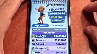 DONT MESS WITH THE BEST on Subway Surfers!