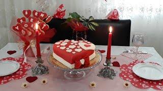 14 şubat sevgililer gününe özel harika tariflerle sürpriz masa