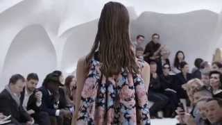 Christian Dior Haute Couture Spring|Summer 2014 Fashion Show