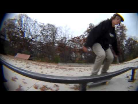 Spring Grove skatepark with Kasen West 2012