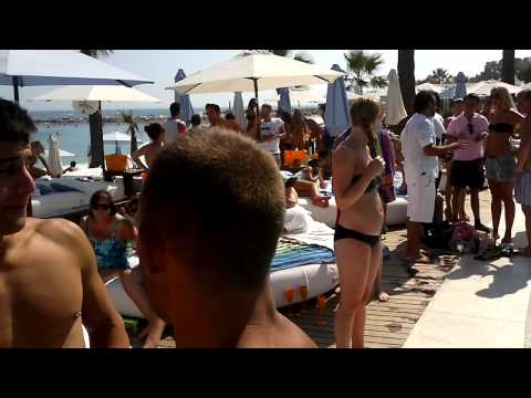 Despedida Del Gordi En Puerto Banus 2011 Discoteca Playera OCEAN CLUB