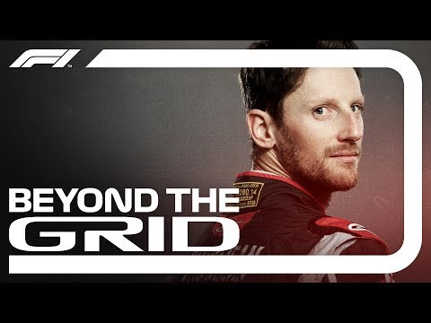 Romain Grosjean Interview | Beyond the Grid | Official F1 Podcast