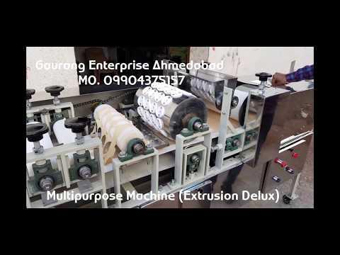 Pani Puri Machine-PPM12KD