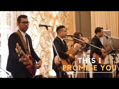 Ronan Keating - This I Promise You (cover By Venus Entertainment)