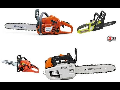 Reviews: Best chainsaw 2017
