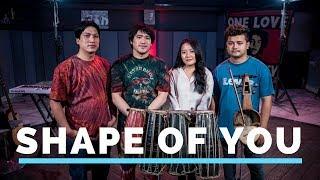 Ed Sheeran | Shape Of You ( Cover )| Niran Dangol feat. Palsang Lama