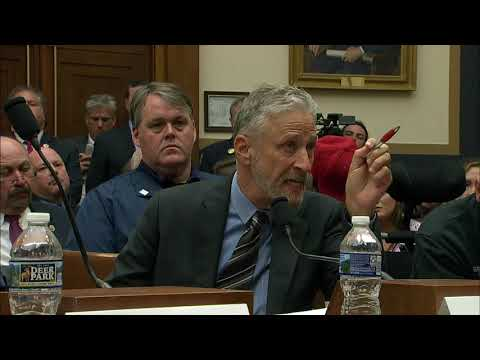 JON STEWART Goes OFF On Congress