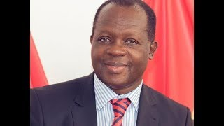 CS Tuju is recuperating at Karen hospital after scary Kijabe accident