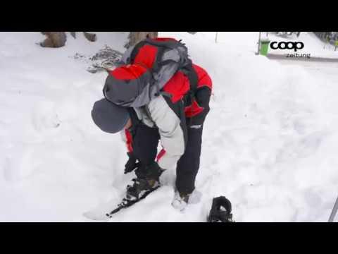 Crossblades - Schneeschuh und Ski