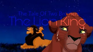 the lion king the tale of two brothers