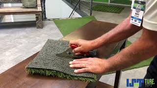 Turf Tips | Seam Cutters