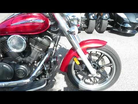 2013 Yamaha V Star 950 Tourer in Sanford, Florida - Video 1
