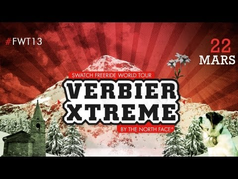Teaser Xtreme Verbier