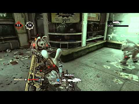 Gears Of War 3's Beta Asks: What's Easter Without Easter Eggs?