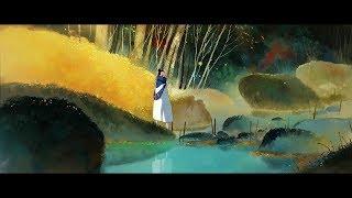 Original animated short film Valley of White Birds