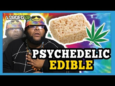 Psychedelic Weed Edible Out Of Body Experience