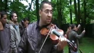 Video Romfest 2010 - ukázka na housle