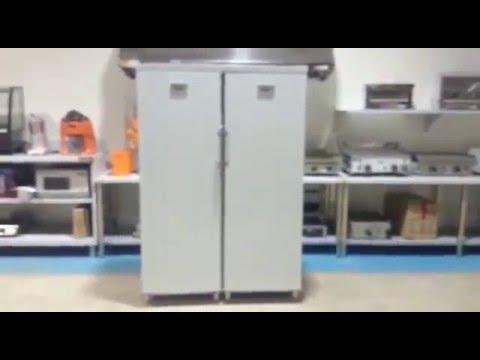 Side by Side Frigorífico - Congelador para uso profesional