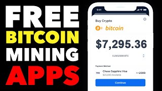 Bitcoin Mining Apps That Pay You FREE Bitcoin (2021) Earn 1 BTC in 1 DAY