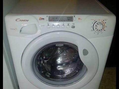 Ремонт стиральной машинки candy ошибка Е-3 не сливает воду зависает или candi копилка для мелочи!