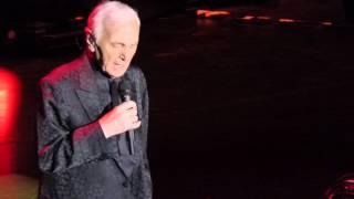 Charles Aznavour - Mes emmerdes - Frankfurt 2014-05-24 - HD