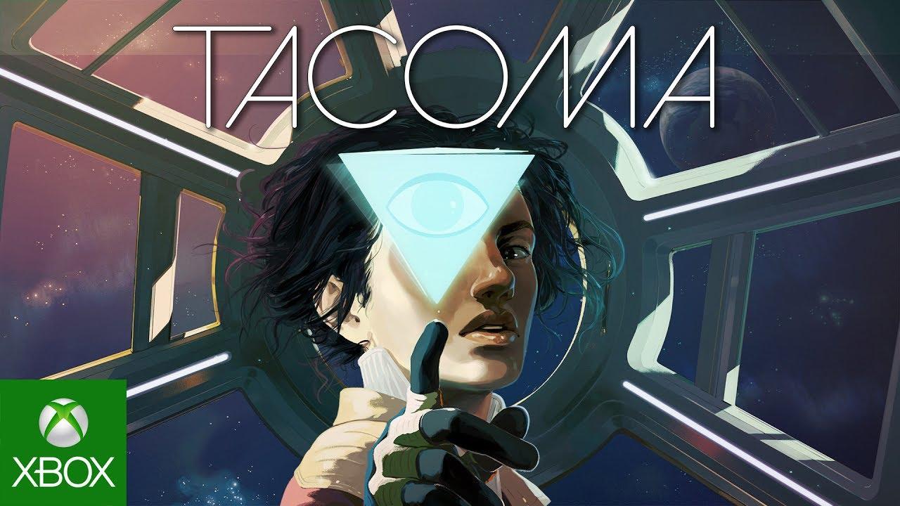 Tacoma on Xbox One - 4K Trailer