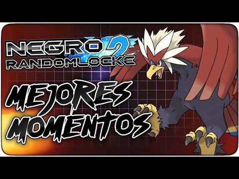 MEJORES MOMENTOS - Pokémon Negro 2 Randomlocke - Tiasmile