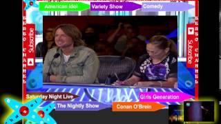 American Idol XVI - Video Youtube