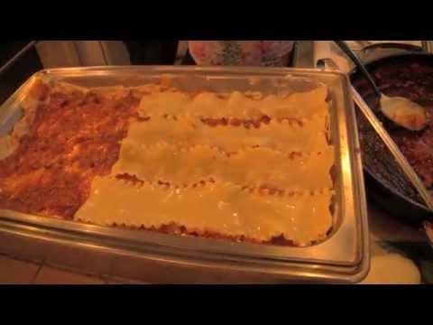 Secret Lasagna of the Mafia recipe