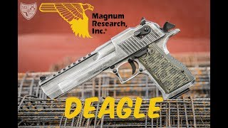 Desert Eagle: Now an affordable shooter!