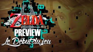 Preview de TPHD —Début du jeu