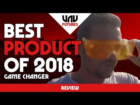 BEST EVER DRONE GOGGLE THE BEST BEST BEST ZOMG REVIEW