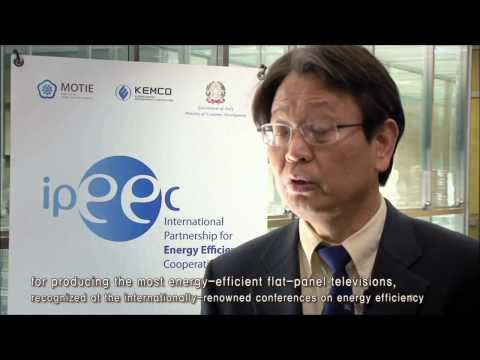 Interview with Dr. Huh, President of the Energy Management Corporation (KEMCO), Korea