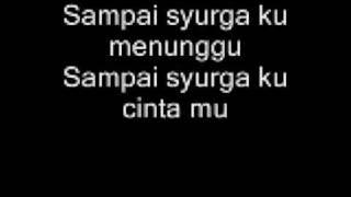 Faizal Tahir - Sampai Syurga with Lyrics ~!