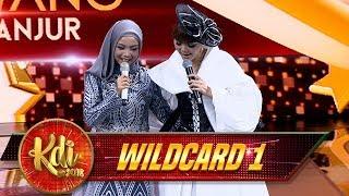 ASIK EUY!! Duet memukau Niwang Dan Master Rina [MAWAR BODAS] - Gerbang Wildcard 1 (3/8)
