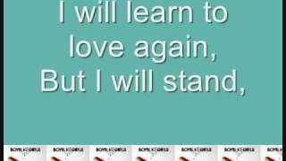 Broken Man by Boys Like Girls (with lyrics on screen!)