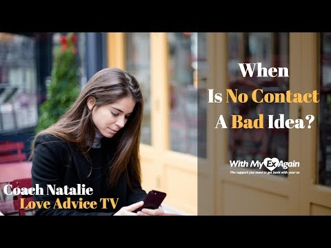 When Is No Contact A Bad Idea: When No contact Rule Doesn't Work And Can Actually Backfire!