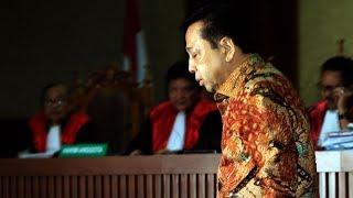 Majelis Hakim Tidak Pertimbangkan Justice Collaborator Setya Novanto