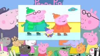 Peppa Pig in russian language 2014 Свинка Пеппа 15
