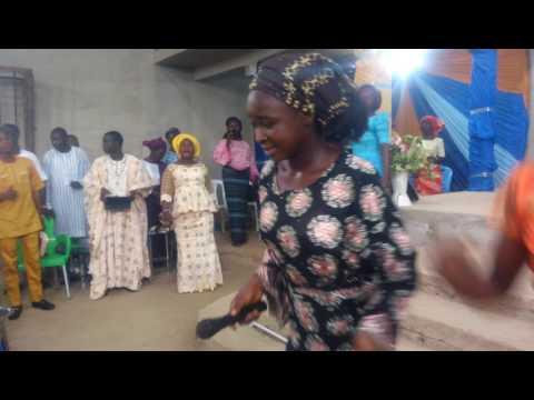 God hope interceding Church Orimolade