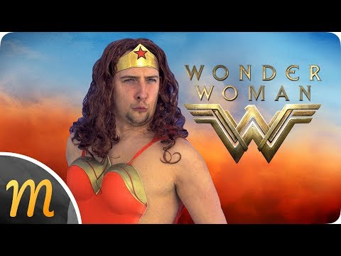 SON SUPER POUVOIR ? L'IGNORANCE - WONDER WOMAN