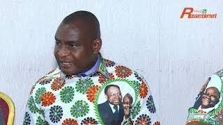 Louis ABONOUAN: j'invite tout le monde à saisir la main tendue du Président Alassane OUATTARA