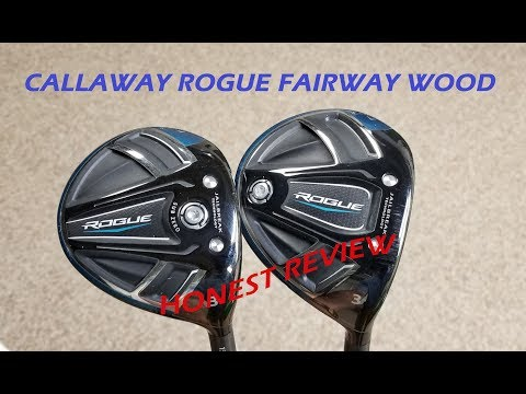 **NEW** Callaway Rogue and Rogue Sub Zero Fairway Test – Honest Review